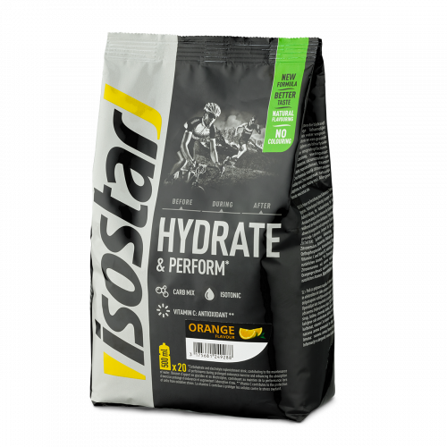Isostar Hydrate & Perform Orange