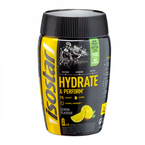 Isostar Hydrate&Perform Lemon
